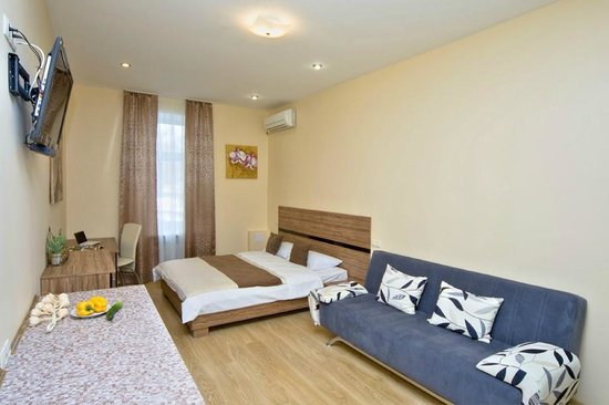 Sunday Apart Hotel: Room