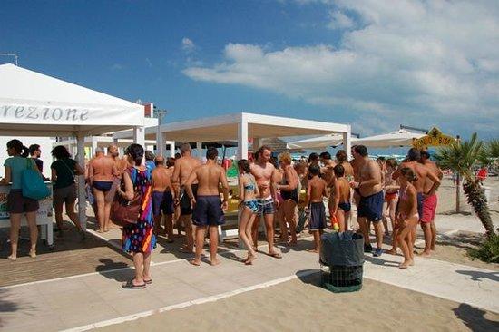 aperitivo - Picture of Spiaggia 130 Riccione, Riccione - TripAdvisor