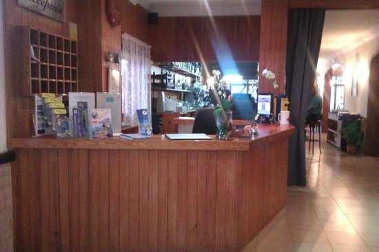Figuera Park Hotel: the bar