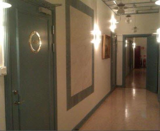 Drottning Victorias Orlogshem : 5th floor