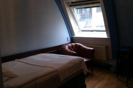 Drottning Victorias Orlogshem : Room 502