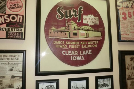 Clear Lake (SD) United States  city photos gallery : ... promotion poster Picture of Surf Ballroom, Clear Lake TripAdvisor