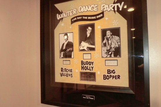 Clear Lake (SD) United States  city pictures gallery : ... to Buddy Holly Picture of Surf Ballroom, Clear Lake TripAdvisor