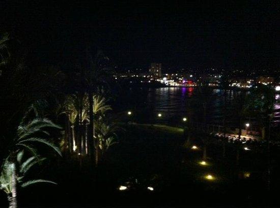 Parador de Javea : Vistas de Noche