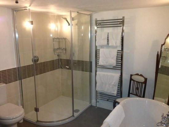 The Bay Trees: Shower In Bathroom
