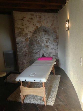 Le Havre de Marie : le salon pour les massages