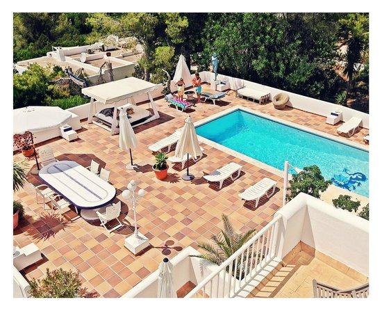 Casa Datscha : pool side