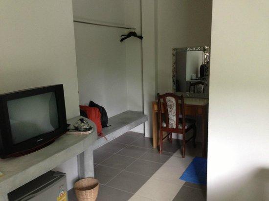 Khao Sok Green Valley Resort: de luxe villa