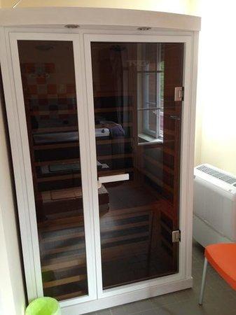 Hotel L'Argonn' Auberge : sauna