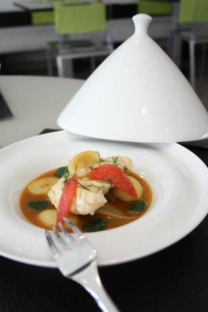 Pitlane: poisson du jour