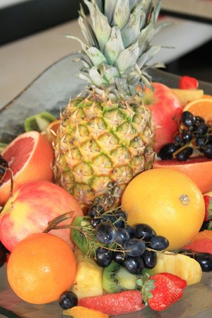 Pitlane: fruits