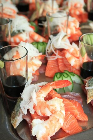 Pitlane: sashimis