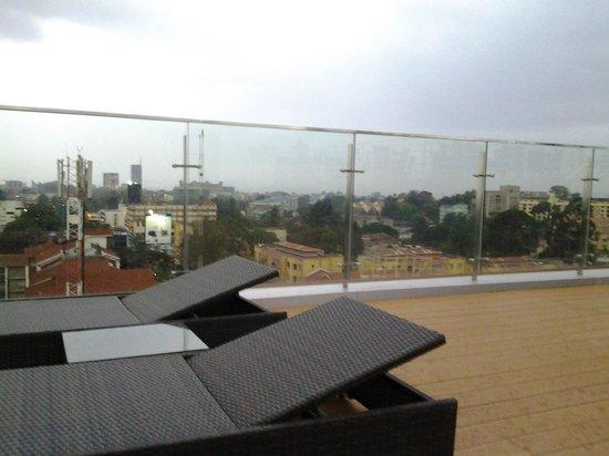 BEST WESTERN PREMIER Nairobi: View of the city
