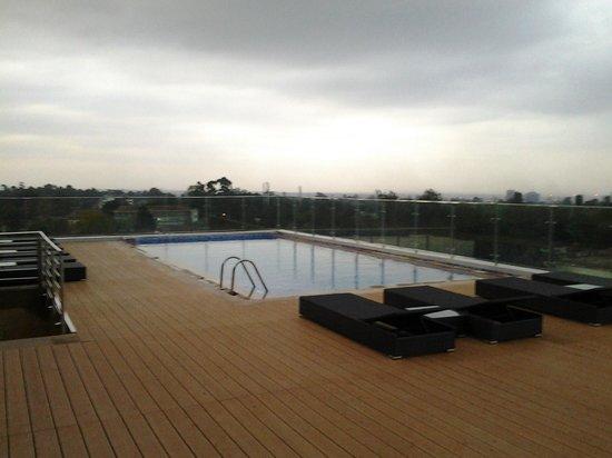 BEST WESTERN PREMIER Nairobi: The pool