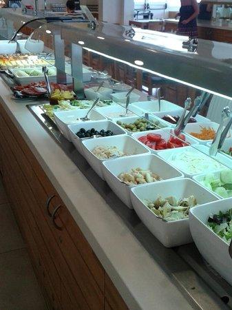 Hotel Playa Azul: buffet