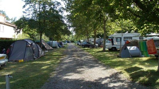 Camping de l'Argenté