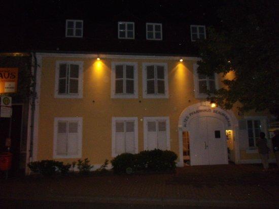 Altes Pfarrhaus Beaumarais: Haupteingang