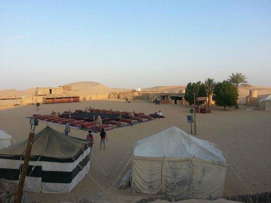 Crowne Plaza Abu Dhabi - Yas Island: Desert safari