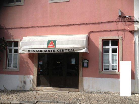 Restaurante Central: Fachada