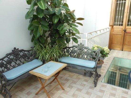 Hotel del Corso : terrazza
