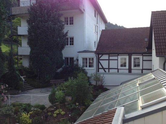 Landgasthof Hotel Hess: dalla camera