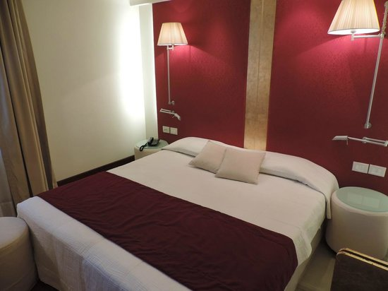 Hotel Palazzo Giovanelli : Room