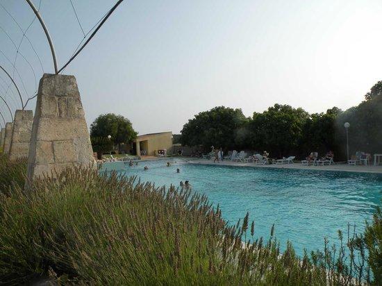 Hotel Borgo Cardigliano : scorcio sulla piscina
