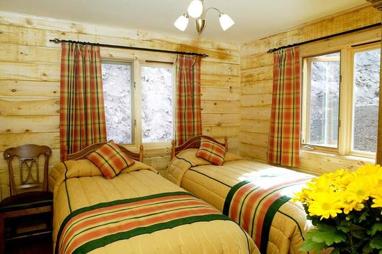 Lodges on Loch Ness: Twin room