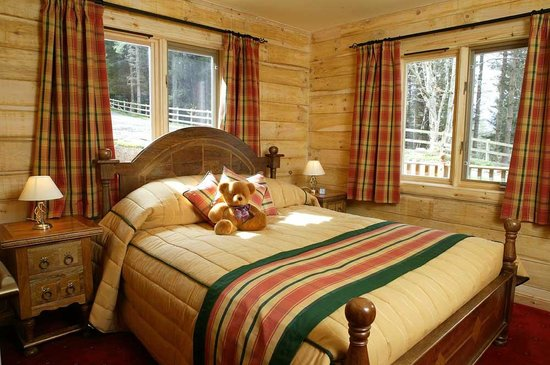 Lodges on Loch Ness: Double bedroom