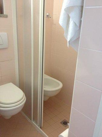 Hotel Il Gabbiano: bagno