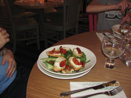 ASK Restaurant London - Victoria : Crostiny