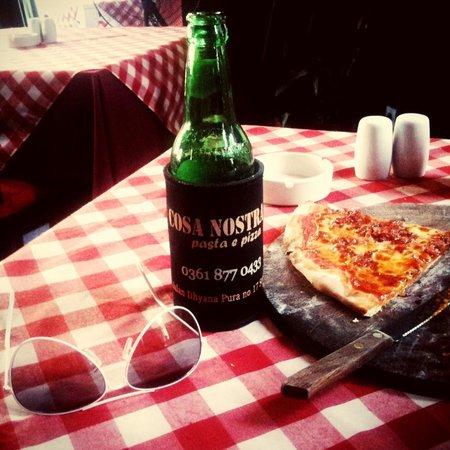 Cosa Nostra: pizza