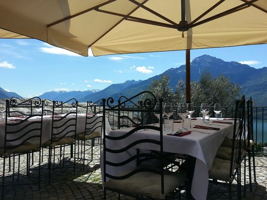 The 10 Best Restaurants With A View In Lake Como Tripadvisor