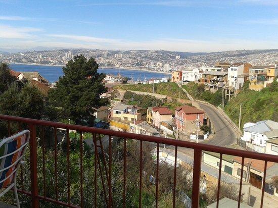 El Mirador: vistas desde nuestro apartamento