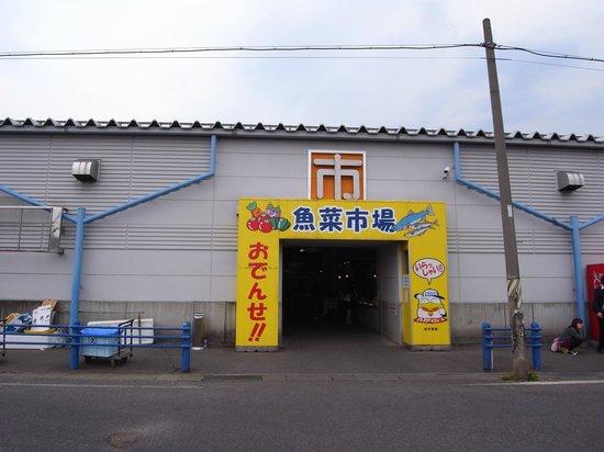 Manpuku Shokudo : 魚采市場