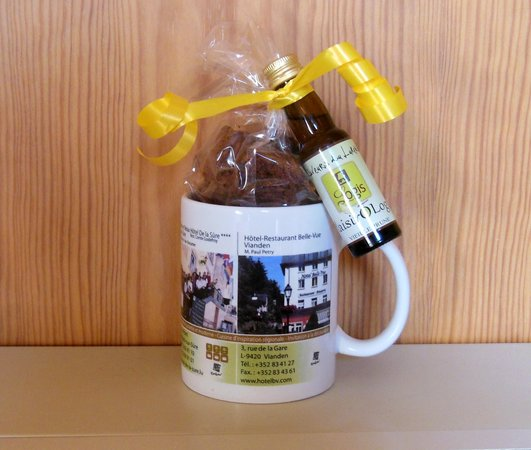 Hotel Petry: farewell gift