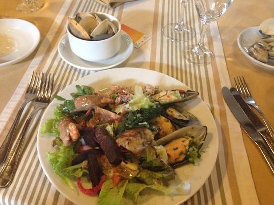 Montebelo Indy Maputo Congress Hotel: boa comida