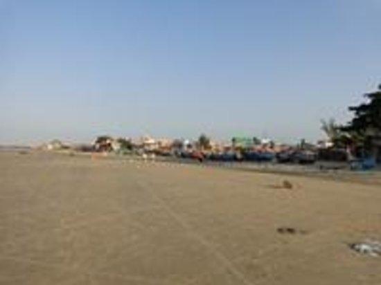 Miitary Guesthouse 298: Beach at Long Hai