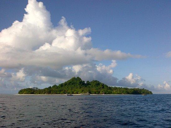 Gangga Island Resort & Spa: Great Gangga Island