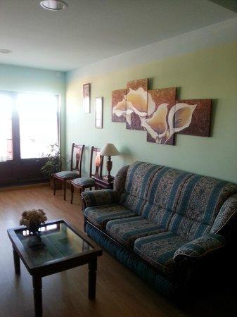 CTR Siglo de Oro Rural: Sala de estar 2ª planta