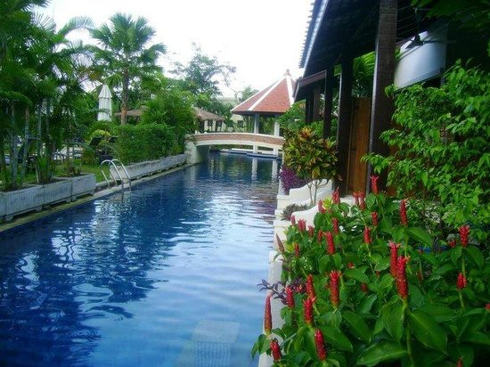 Access Resort & Villas: The pool outside the room