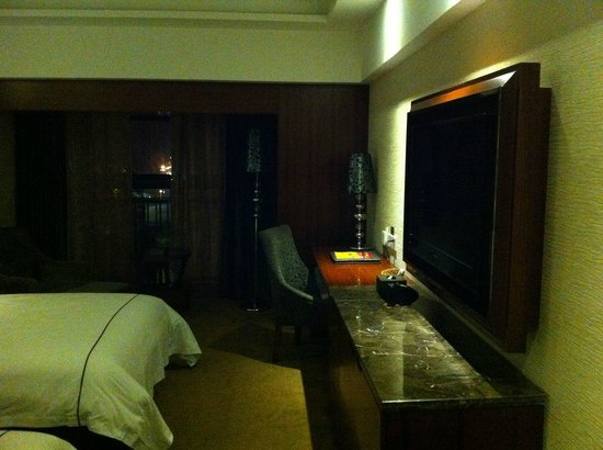 Xiangyun Shanshui Hotel: The room was large and spacious