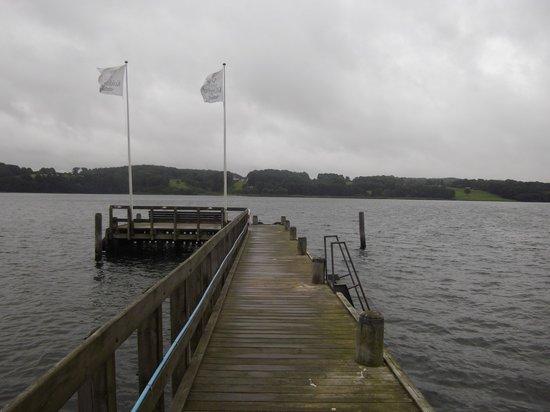 Hotel Koldingfjord: il molo