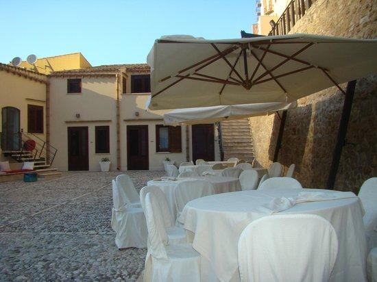 Cetarium Hotel: interno