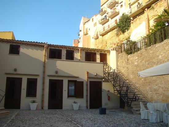 Cetarium Hotel: vista camere