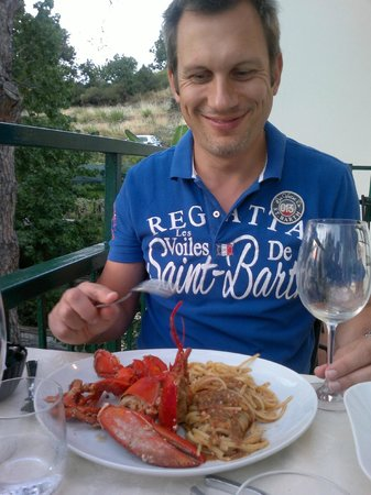 Ristorante Il Gabbiano: non avete fame?