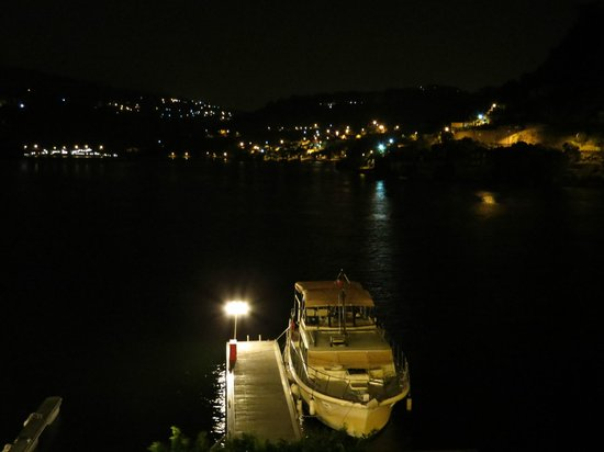 Hotel Porto Antigo: Ausblick vom Balkon
