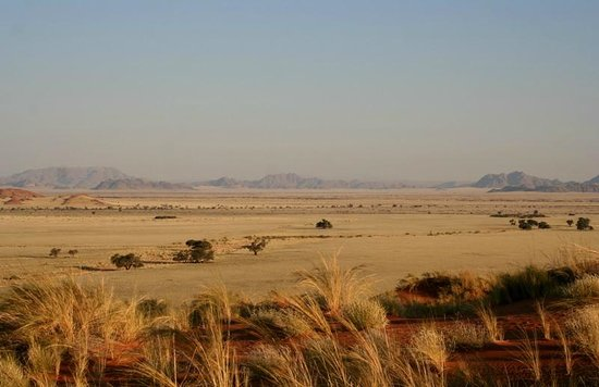 NamibRand Nature Reserve: Far-stretching horizons...