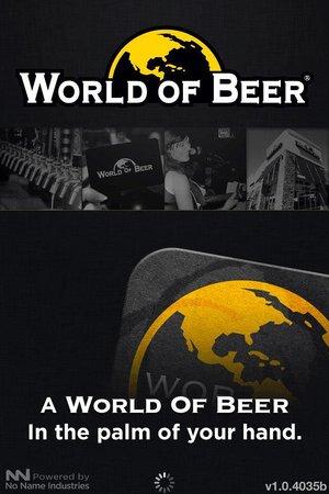 World of Beer: Logo Image