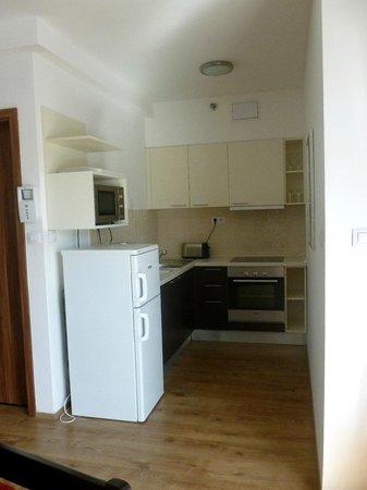 Fraser Residence Budapest: Cucina